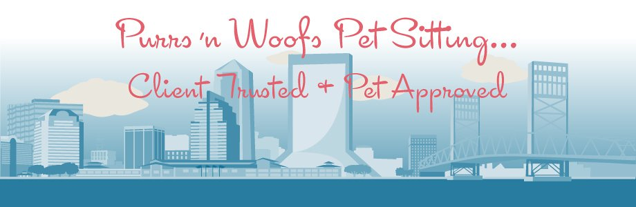 trusted pet sitting service in Jacksonville, FL